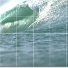 Waves Image Living Room Tiles Mural Wall House Renovation Design
