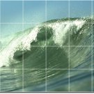 Waves Photo Wall Murals Room Living Wall House Design Remodeling