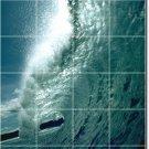 Waves Image Wall Room Wall Murals Living Home Modern Renovations