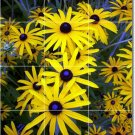 Flowers Photo Murals Floor Room Dining Traditional Renovate Home
