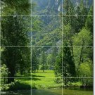 Lakes Rivers Image Tiles Room Dining Wall Remodeling House Idea