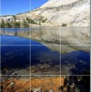 Lakes Rivers Photo Tiles Room Wall Dining Remodeling Idea House