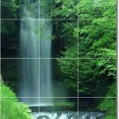 Waterfalls Photo Room Wall Dining Murals Remodeling Design House