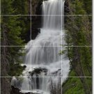 Waterfalls Image Room Wall Murals Dining Design House Remodeling