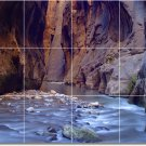 Canyons Photo Kitchen Backsplash Murals Decorate Remodeling Home