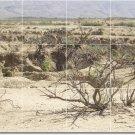 Deserts Picture Mural Kitchen Tile Backsplash Wall Design House
