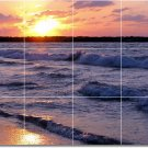 Sunsets Photo Murals Dining Wall Room Wall Renovation Idea Home