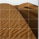 Deserts Photo Mural Wall Tiles Shower Decorate House Renovations