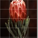 Flowers Photo Living Wall Room Wall Murals Decorate Modern House