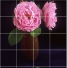 Flowers Photo Room Wall Wall Living Murals Decorating Home Ideas