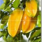 Fruits Vegetables Image Tile Backsplash Kitchen Wall House Modern