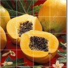Fruits Vegetables Photo Dining Murals Room Remodeling Home Modern