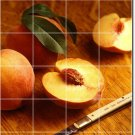 Fruits Vegetables Photo Mural Tile Wall Room Home Idea Remodeling