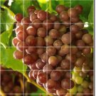 Fruits Vegetables Image Tile Room Wall Mural Remodeling Home Idea
