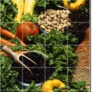 Fruits Vegetables Picture Mural Room Dining Art Residential