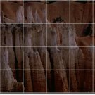 Canyons Photo Wall Wall Room Dining Murals Renovation Idea House