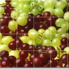 Fruits Vegetables Picture Room Tiles Mural Wall Decor Floor