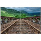 Bridge Ceramic Tile Mural Kitchen Backsplash Bathroom Shower 400296