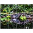 Bridge Picture Ceramic Tile Mural Kitchen Backsplash Bathroom Shower 404294