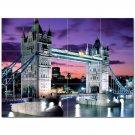 Bridge Picture Ceramic Tile Mural Kitchen Backsplash Bathroom Shower 404358
