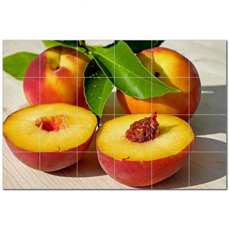 Fruit Food Ceramic Tile Mural Kitchen Backsplash Bathroom Shower 400656