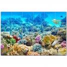 Coral Fish Underwater Ceramic Tile Mural Kitchen Backsplash Bathroom Shower 403021