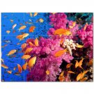 Coral Fish Underwater Ceramic Tile Mural Kitchen Backsplash Bathroom Shower 403000