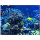 Coral Fish Underwater Ceramic Tile Mural Kitchen Backsplash Bathroom Shower 403059