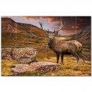 Deer Ceramic Tile Mural Kitchen Backsplash Bathroom Shower 402736