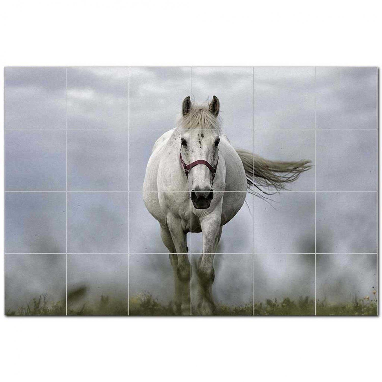 Horse Ceramic Tile Mural Kitchen Backsplash Bathroom Shower 402927