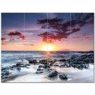 Sunset Picture Ceramic Tile Mural Kitchen Backsplash Bathroom Shower 405950
