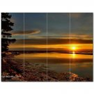 Sunset Picture Ceramic Tile Mural Kitchen Backsplash Bathroom Shower 405991