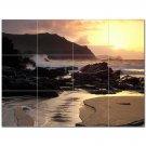 Sunset Picture Ceramic Tile Mural Kitchen Backsplash Bathroom Shower 405999