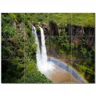 Waterfall Picture Ceramic Tile Mural Kitchen Backsplash Bathroom Shower 406176