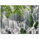Waterfall Picture Ceramic Tile Mural Kitchen Backsplash Bathroom Shower 406179