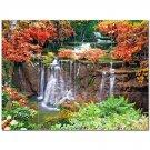 Waterfall Picture Ceramic Tile Mural Kitchen Backsplash Bathroom Shower 406184