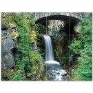 Waterfall Picture Ceramic Tile Mural Kitchen Backsplash Bathroom Shower 406194