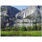 Waterfalls Nature.Npsh Ceramic Tile Mural Kitchen Backsplash Bathroom Shower 406213