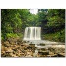 Waterfalls Ceramic Tile Mural Kitchen Backsplash Bathroom Shower 401893