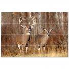 Deer Ceramic Tile Mural Kitchen Backsplash Bathroom Shower 402711