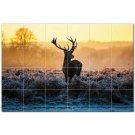 Deer Ceramic Tile Mural Kitchen Backsplash Bathroom Shower 402718