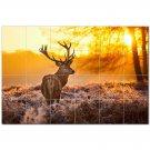 Deer Ceramic Tile Mural Kitchen Backsplash Bathroom Shower 402730