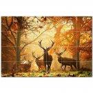 Deer Ceramic Tile Mural Kitchen Backsplash Bathroom Shower 402744