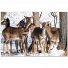 Deer Ceramic Tile Mural Kitchen Backsplash Bathroom Shower 402767