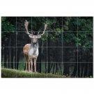 Deer Ceramic Tile Mural Kitchen Backsplash Bathroom Shower 402768