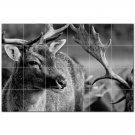 Deer Ceramic Tile Mural Kitchen Backsplash Bathroom Shower 402775