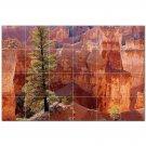 National Park Ceramic Tile Mural Kitchen Backsplash Bathroom Shower 405669