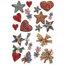 Quilted Hearts & Stars