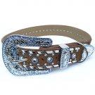 Sky Blue Swarovski Crystal Collar Dog Puppy Sm.-X-Lg