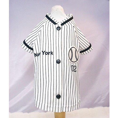 Dog Jersey Shirt  Baseball New York Yankees XS-XL